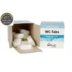 Tabletki do czyszczenia WC