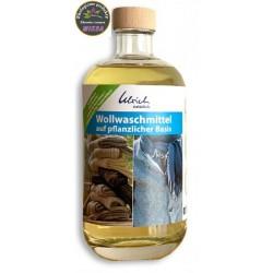 Ulrich natürlich Płyn do prania wełny na bazie roślinnej w szklanej butelce  500ml